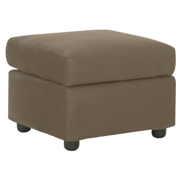 Klaussner Jacobs Upholstered Ottoman City Furniture Ottomans