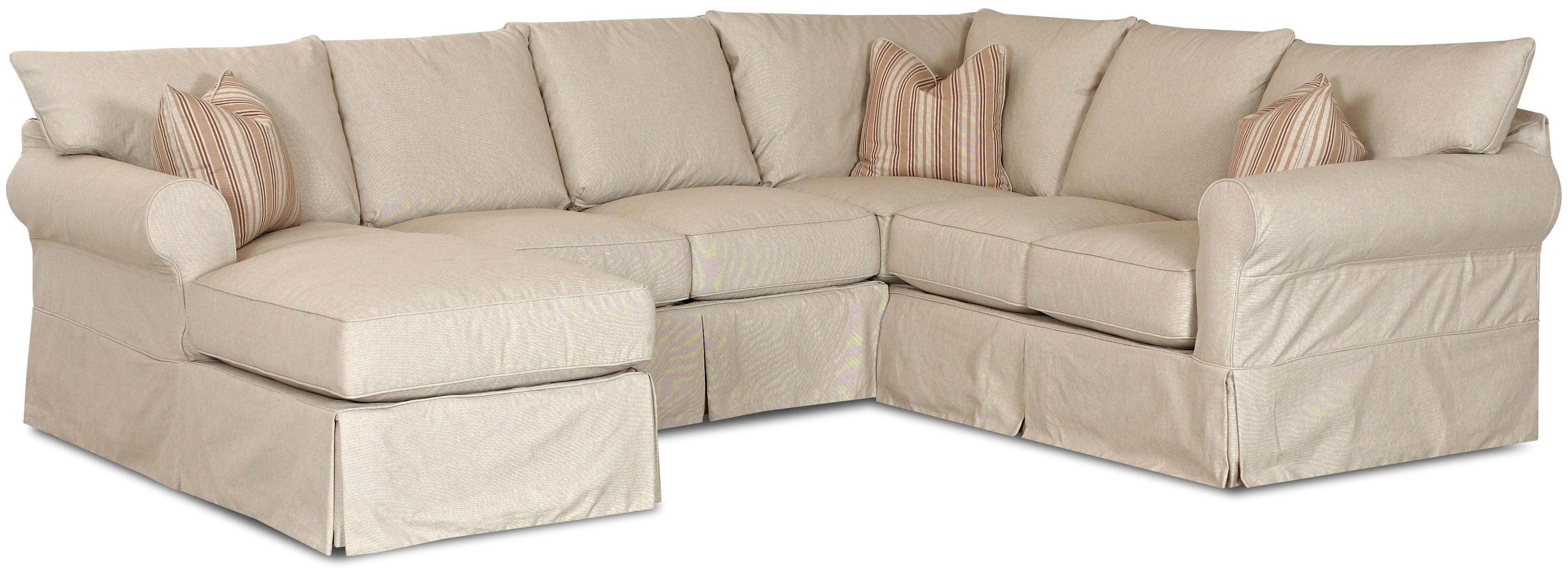 Slipcover Sectional Sofa Winda 7 Furniture