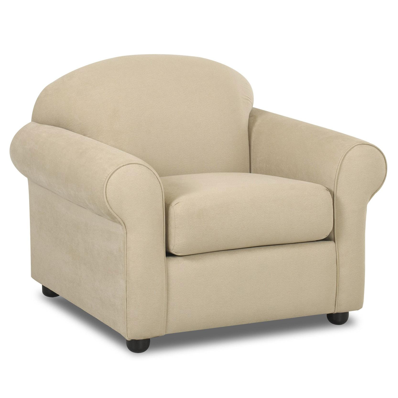 Klaussner Possibilities Low Profile Chair  Sheelys