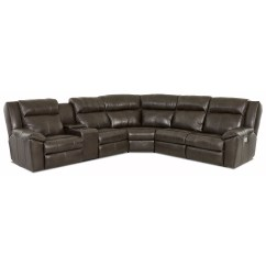 Who Makes The Most Comfortable Sectional Sofa King We Todd Ed Jokes Ridley 3-piece Reclining With Laf Console ...