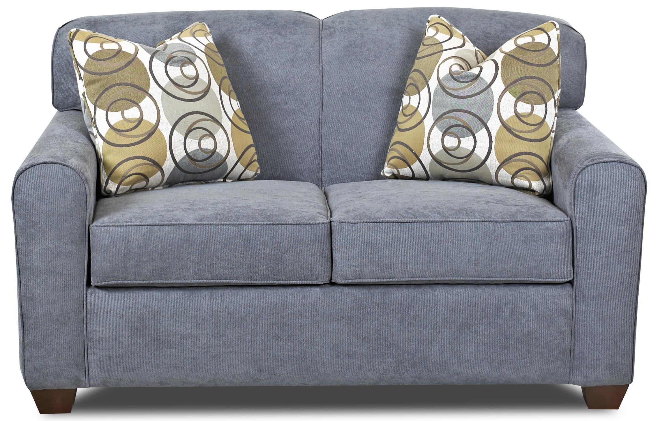Klaussner Zuma Dreamquest Twin Sleeper Lagniappe Home Store Sleeper Sofas