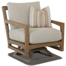 Klaussner Outdoor Delray W8502 Srcdr Swivel Rocker Chair