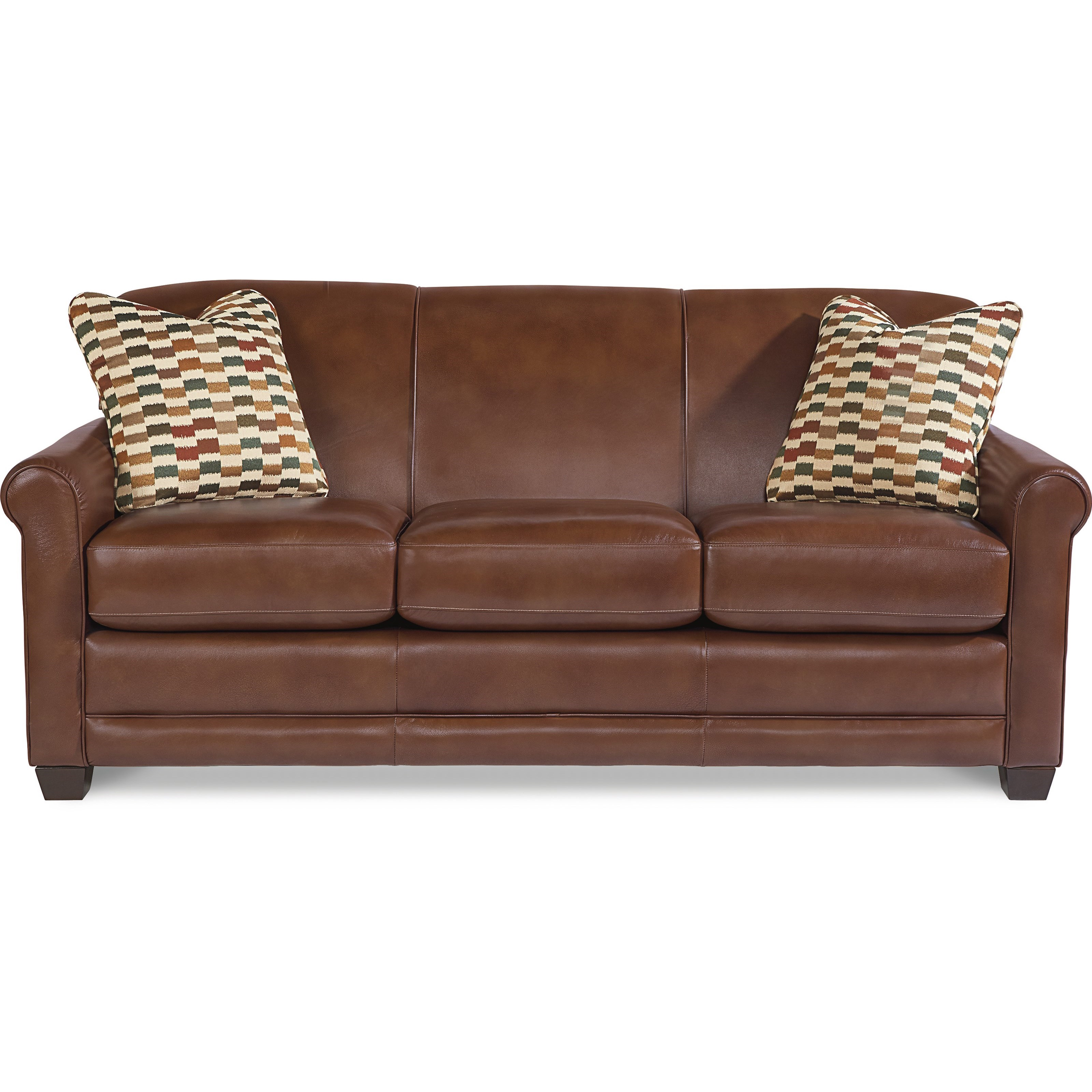 replacement cushions for living room sofa 2 designs with blue la-z-boy amanda casual premier comfortcore ...
