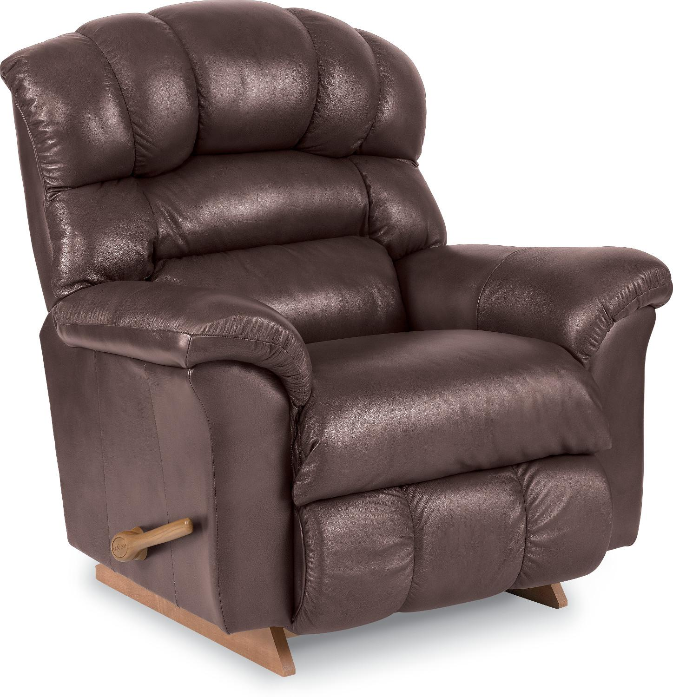 Crandell ReclinaRocker Reclining Chair by LaZBoy