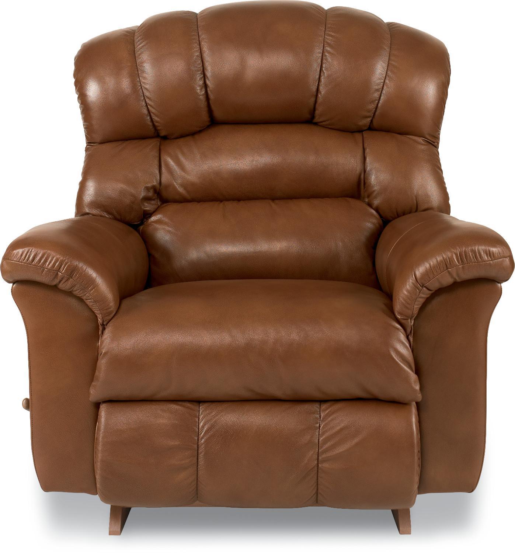 LaZBoy Crandell ReclinaRocker Reclining Chair  Knight