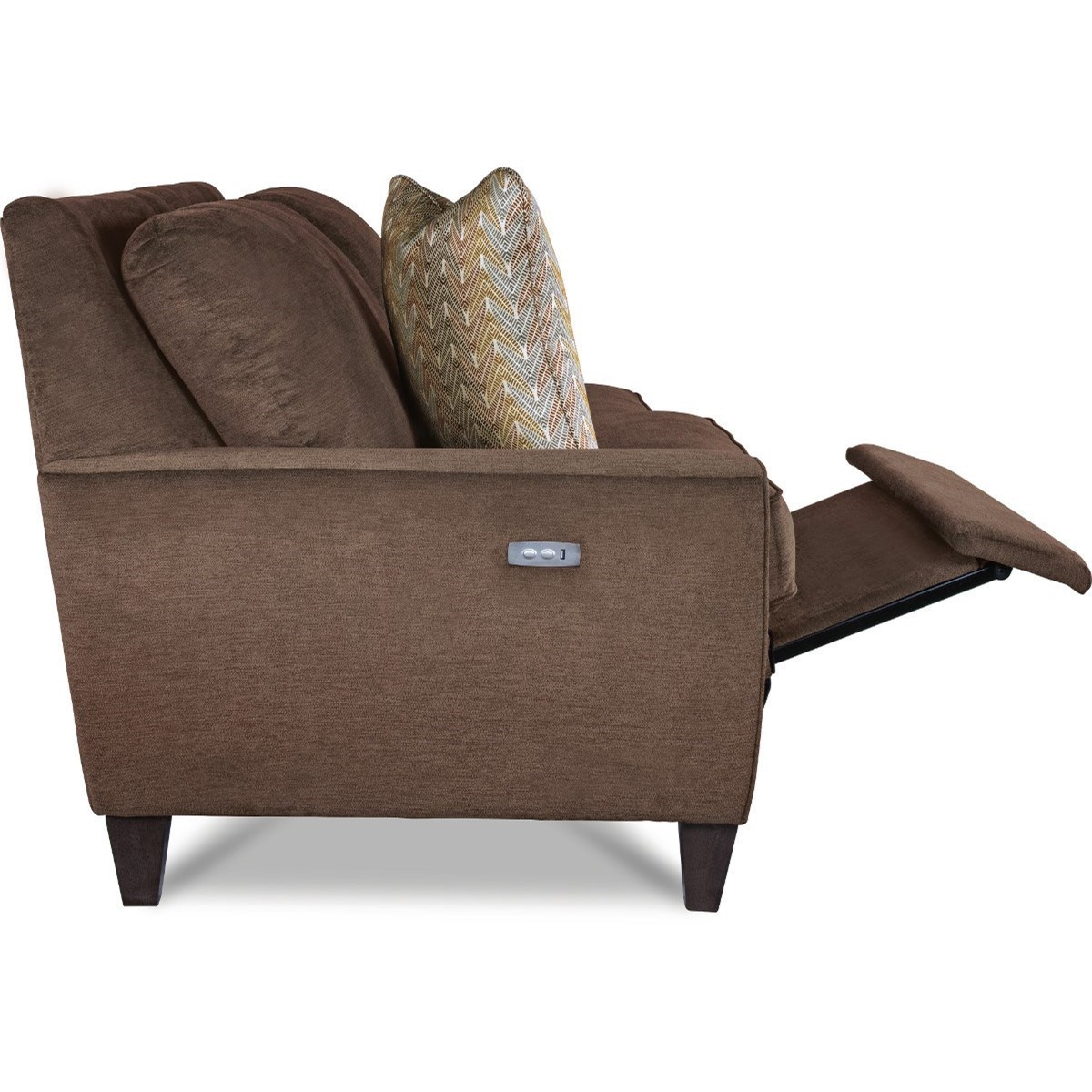 broyhill sofa prices slipcover for leather uk la-z-boy edie duo™ reclining chair and a half | conlin's ...