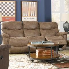 Living Room Reclining Sofas Affordable Decorations La Z Boy James Casual Time Full Sofa Boulevard