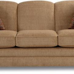 Loveseat Sleeper Sofa Leather African Throws La-z-boy Mackenzie Premier Supreme-comfort™ Queen Sleep ...