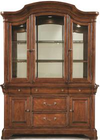Legacy Classic Evolution Five Drawer China Cabinet ...