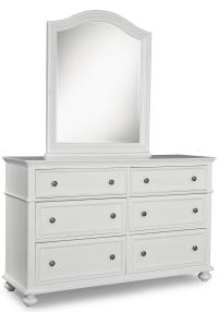 Legacy Classic Kids Madison Arched Dresser Mirror ...