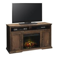 Legends Furniture Bozeman Collection Fireplace Console in ...