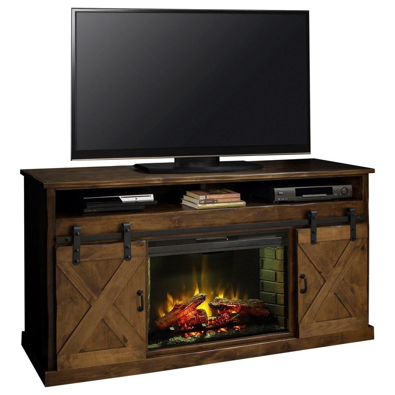 Vendor 1356 Farmhouse Collection FH5110AWY 66 Fireplace