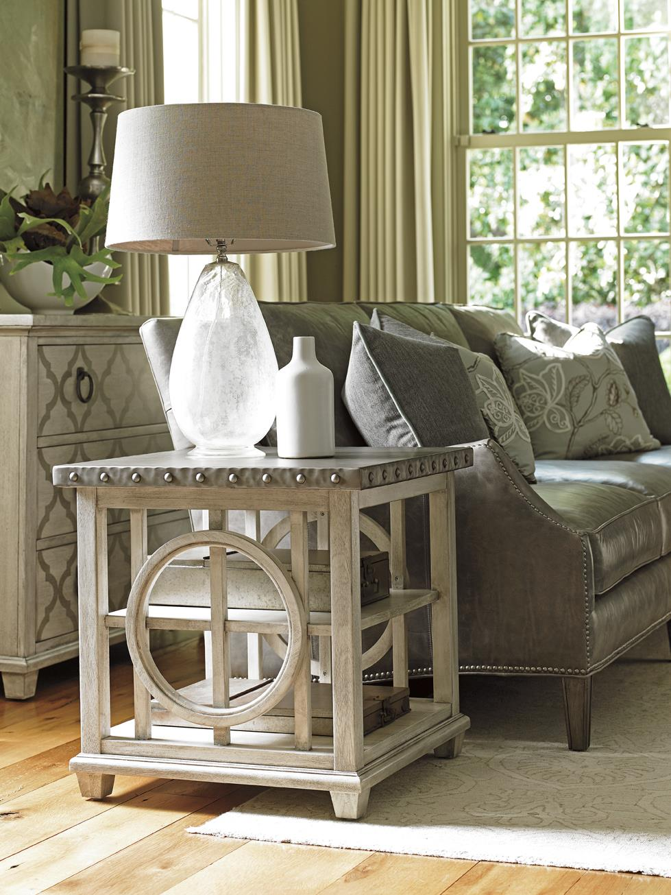 Lexington Oyster Bay 714 955 Lewiston End Table With