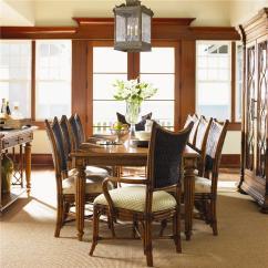 Living Room Sets Naples Fl Ready Made Curtains Tommy Bahama Home Island Estate 11 Piece Grenadine ...
