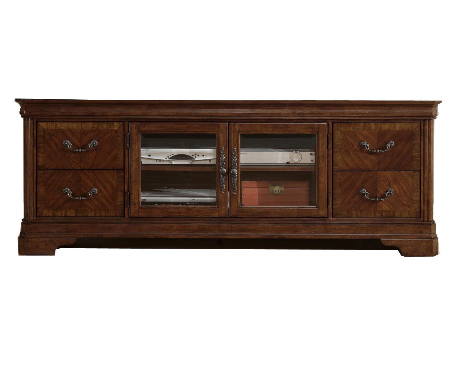 Liberty Furniture Alexandria 722-TV00 2 Door Entertainment