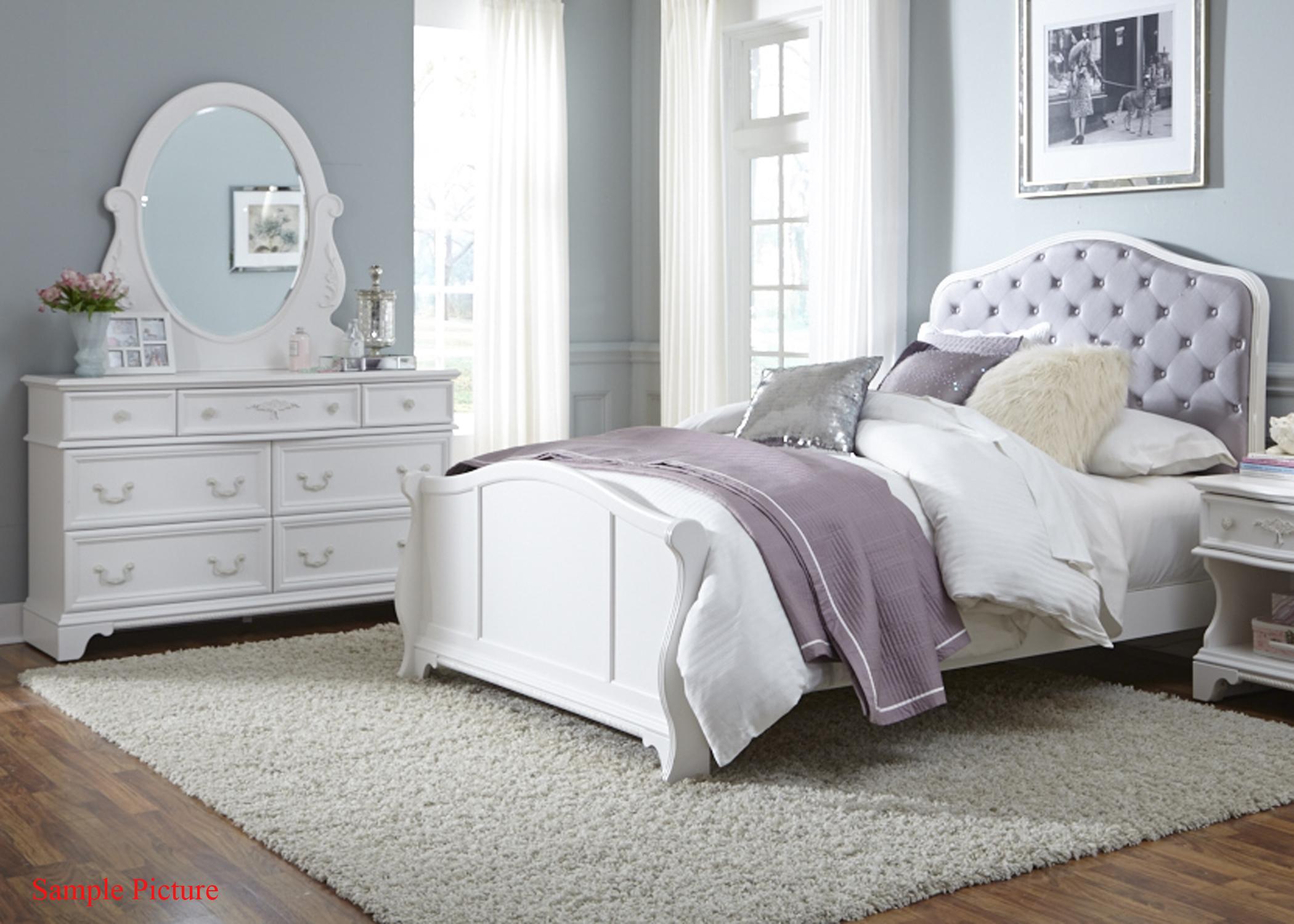 Liberty Furniture Arielle Youth Bedroom 352-YBR-FPBDM Full