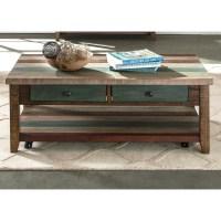 Liberty Furniture Boho Loft 174-OT1010 Rectangular ...