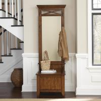 Liberty Furniture Hearthstone Entryway Hall Tree with ...