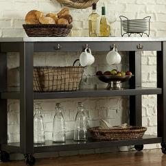 Kitchen Server Marble Table For Sale Keaton Ii Serving On Casters By Liberty Furniture At Wayside