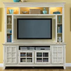 Entertainment Units Living Room Inexpensive Decorating Ideas For Rooms New Generation Painted Center With Flat Screen Tv