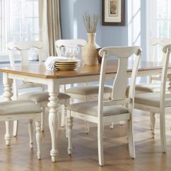 Liberty Dining Chairs Chair Cover Rental Mn Furniture Ocean Isle 7 Piece Rectangular Table And Set