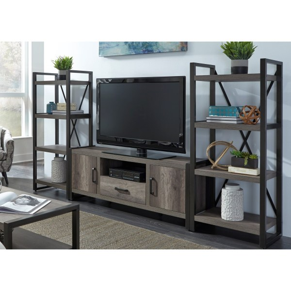 Liberty Furniture Tanners Creek Contemporary Entertainment