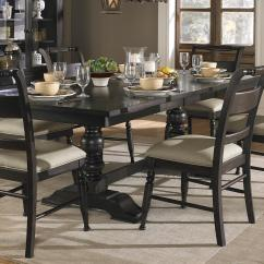 Dinning Room Table And Chairs Chair Office Depot Liberty Furniture Whitney 7 Piece Trestle Dining Set