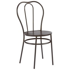 Metal Bistro Chairs Swivel Chair Instructions Magnolia Home By Joanna Gaines Boho Curvy
