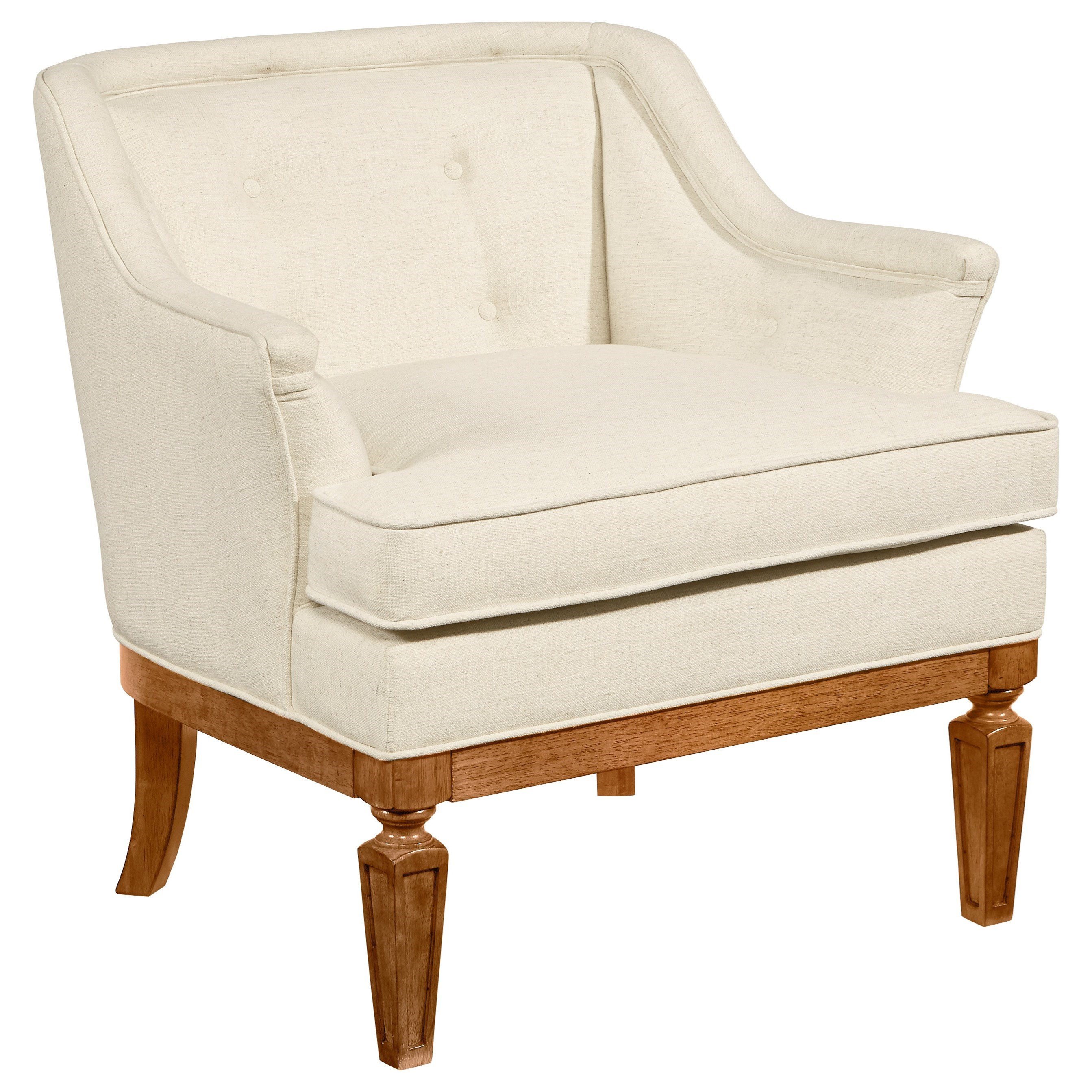 tub accent chair walmart zero gravity magnolia home by joanna gaines chairs cotillion upholstered