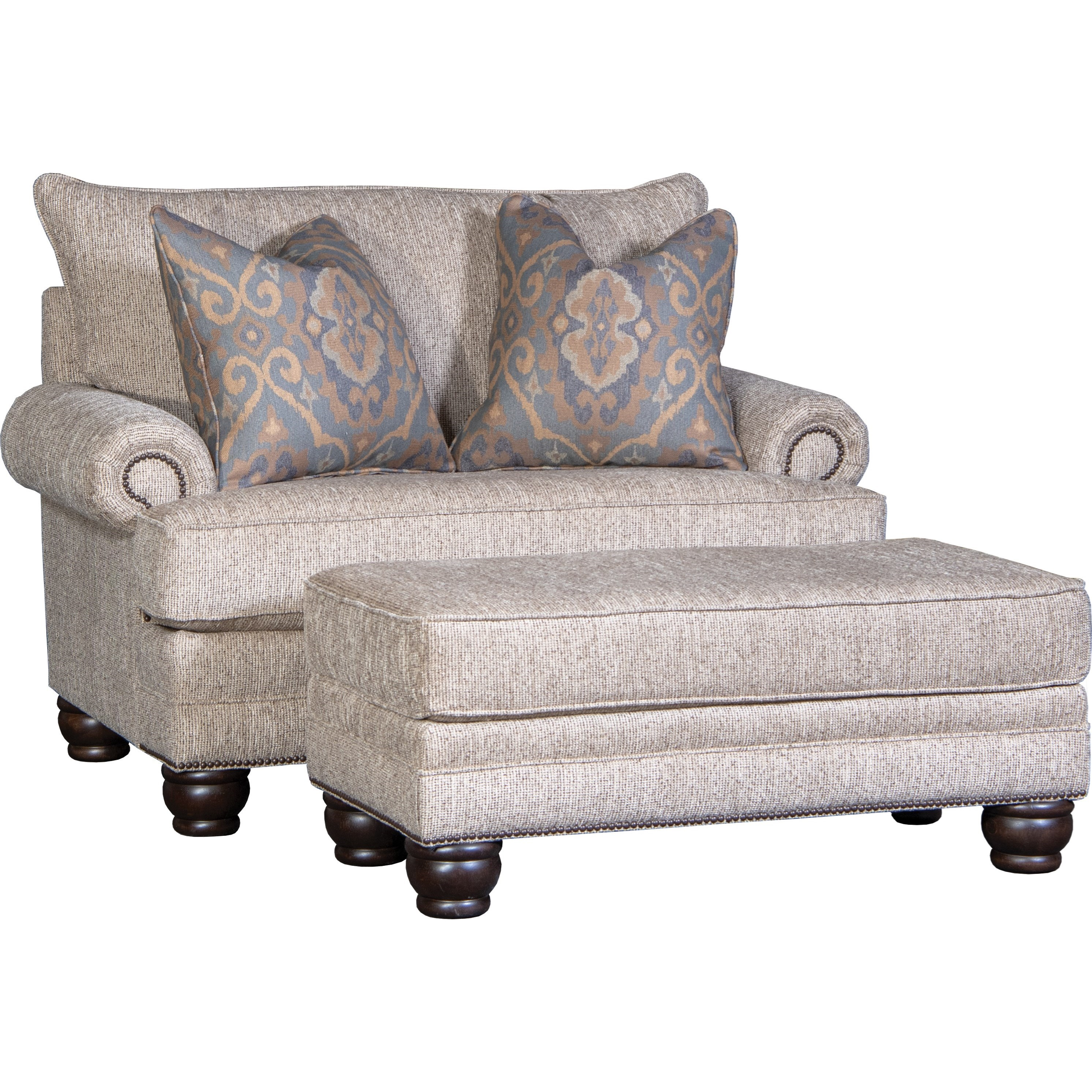 mayo 5260 traditional oversized chair