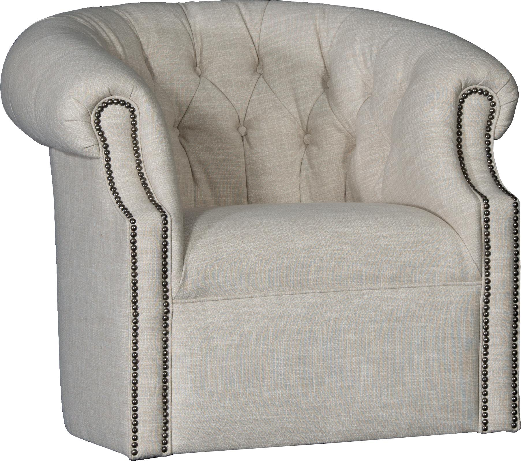 swivel tub chairs frank gehry cardboard mayo 8220 chair w tufted back olinde s furniture
