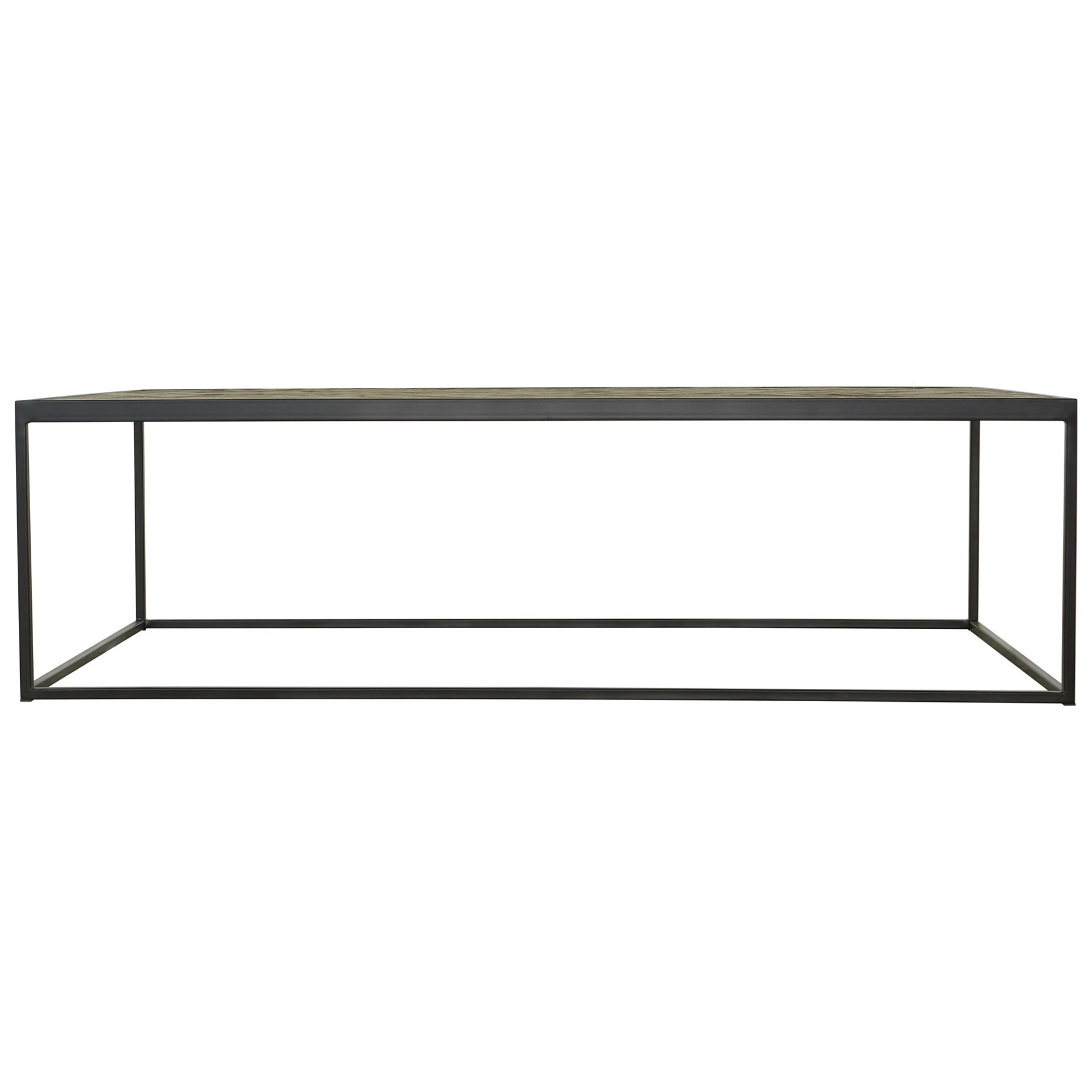 Moe S Home Collection Heritage Industrial Coffee Table