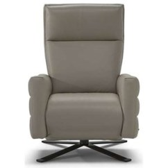 Natuzzi Lounge Chair Guitar Playing Editions B958 Contemporary Battery Pack Power Recliner With