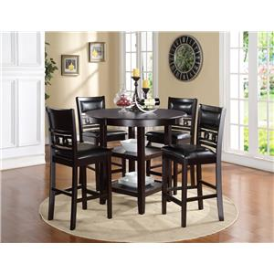 table and chairs with bench folding chair rental sets michael s furniture warehouse counter height dining set