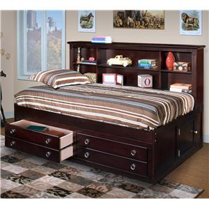 New Classic Victoria Full Lounge Bed