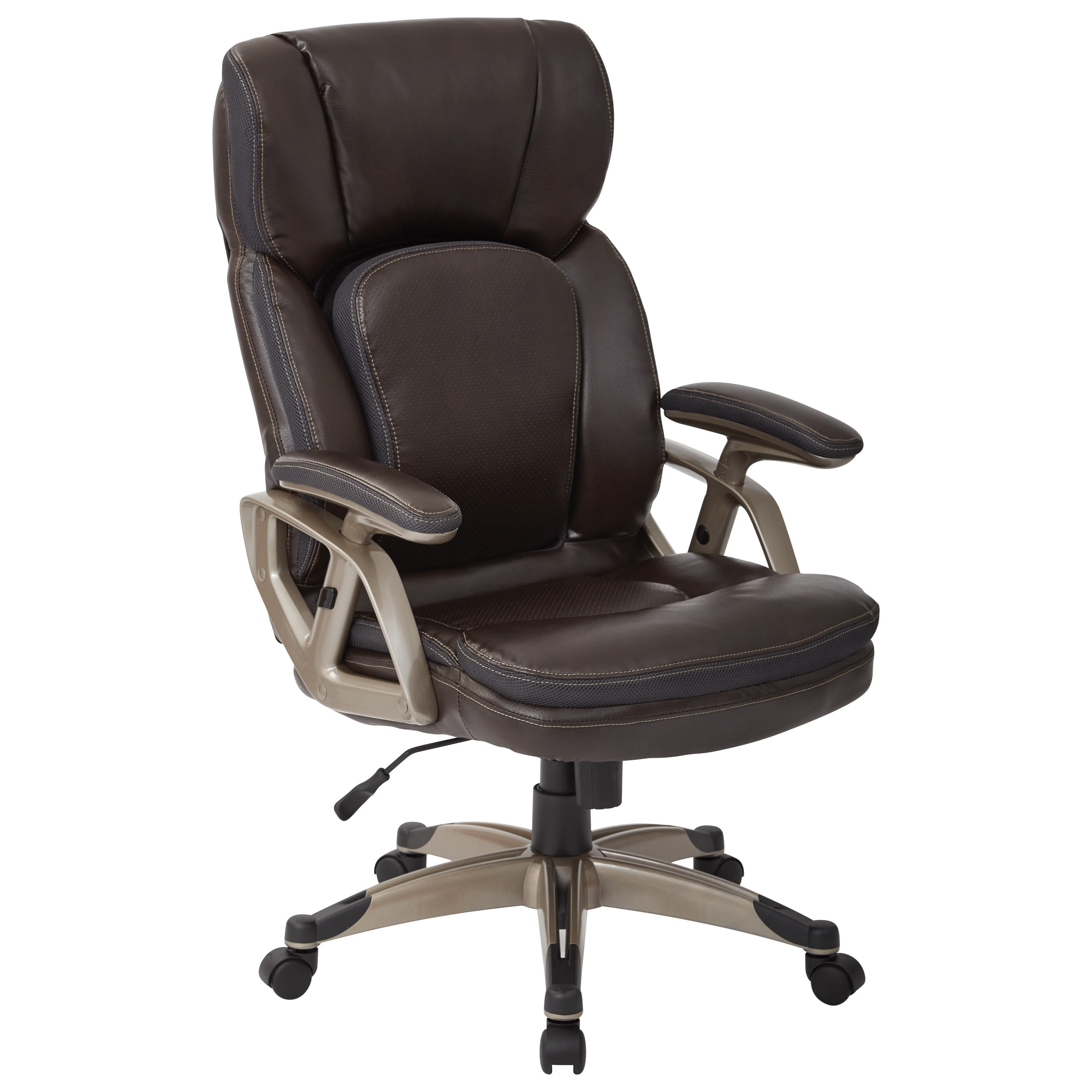Executive Leather Chair Office Chairs Executive Bonded Leather Chair By Office Star At Becker Furniture World