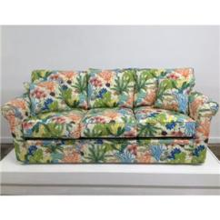 Overnight Sofa Retailers Brown Leather Click Clack Bed Furniture Fair North Carolina Jacksonville Casual Contemporary Queen Sleeper
