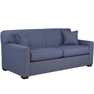 overnight sofa retailers sectional with nailheads superstore williston burlington vt full sleeper tight arms