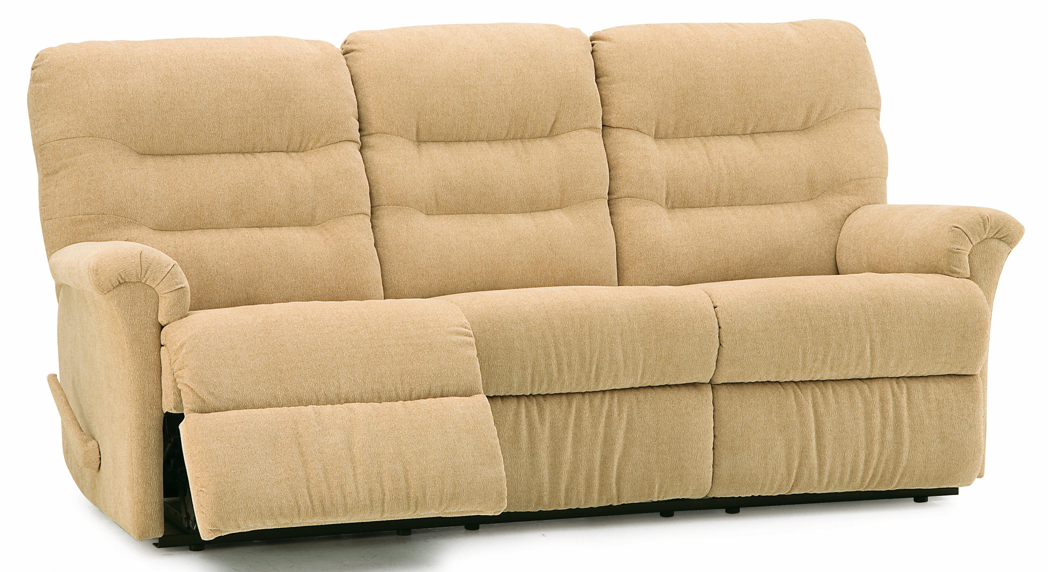 Mila Sofa Recliner with ChannelTufted Back  Rotmans