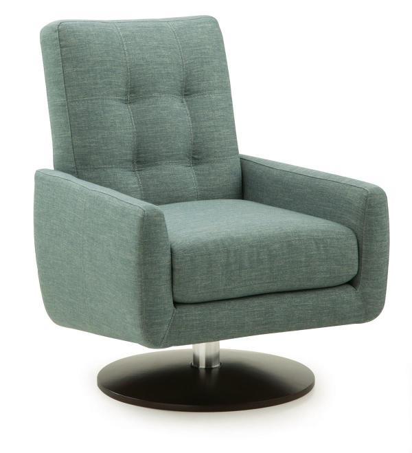 Palliser Halifax Contemporary Swivel Chair Jordan' Home
