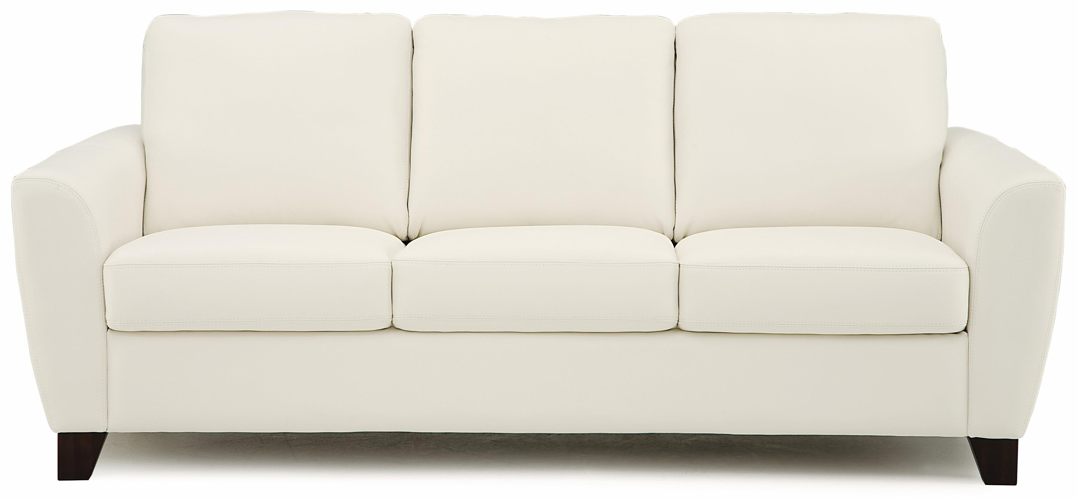 palliser stationary sofas sofa with ottoman bed marymount 77332 01 contemporary flair tapered arms by