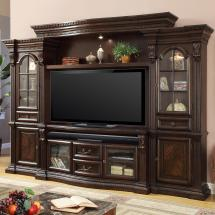 Parker House Bella Collection Entertainment Center With 6