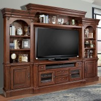 Parker House Franklin FRA#100-4 4 Piece Entertainment Wall ...