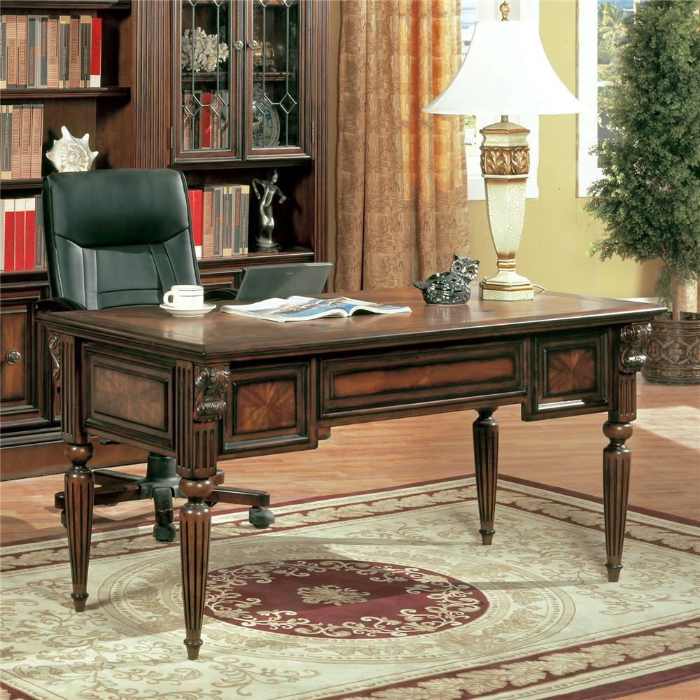 Parker House Huntington Writing Desk Wayside Furniture