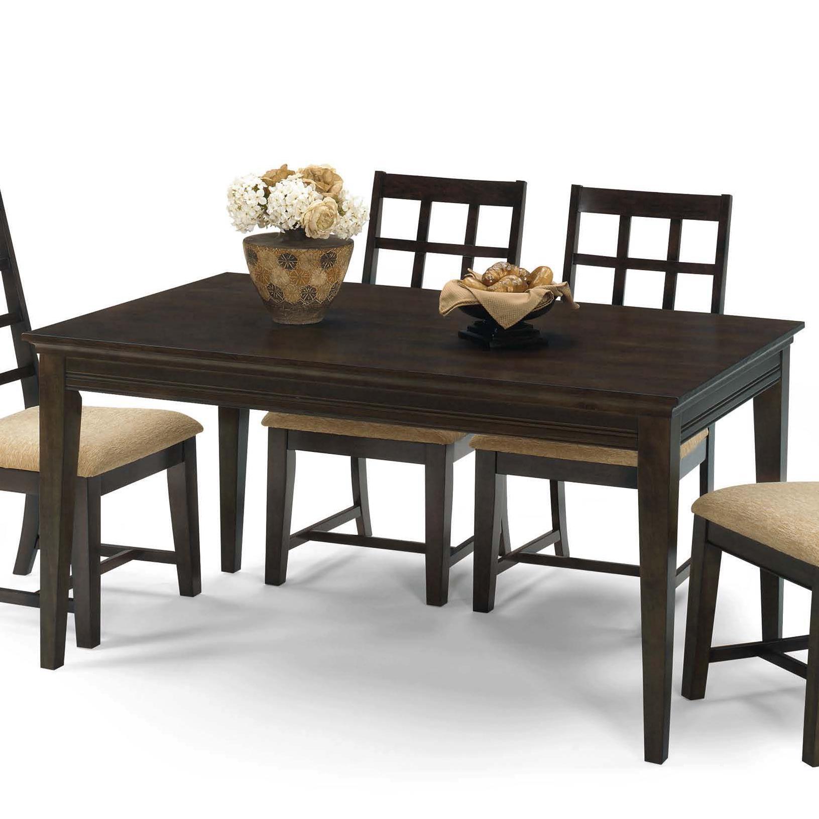 Progressive Furniture Casual Traditions Casual 4 Leg
