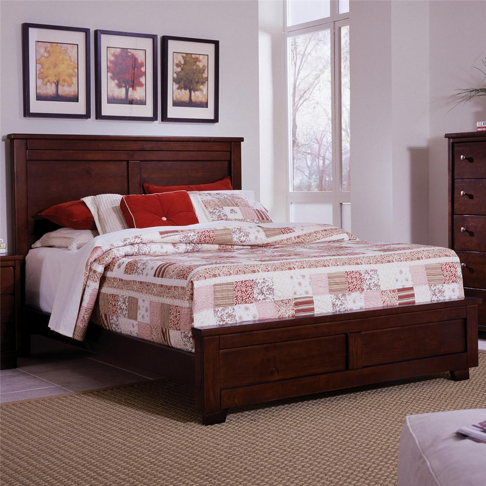 Queen Panel Bed Diego By Progressive Furniture Wilcox Furniture Panel Beds Corpus Christi