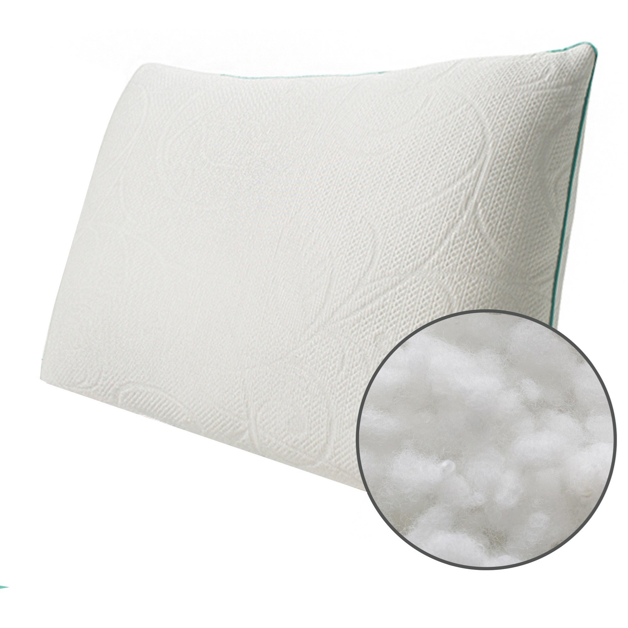 classic crystal pillow queen soft crystal down alternative pillow