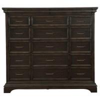Pulaski Furniture Caldwell 17 Drawer Master Chest ...