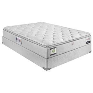 Restonic Comfortcare Atlantis Queen Euro Top Mattress