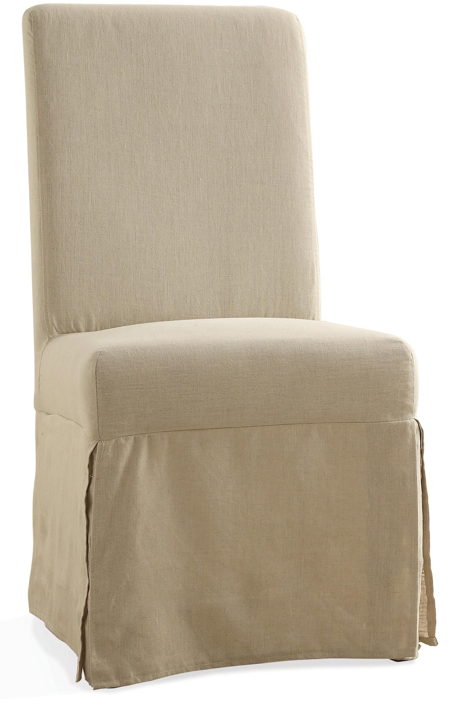 parson chairs edo posture chair riverside furniture mix n match 36964 slipcover s